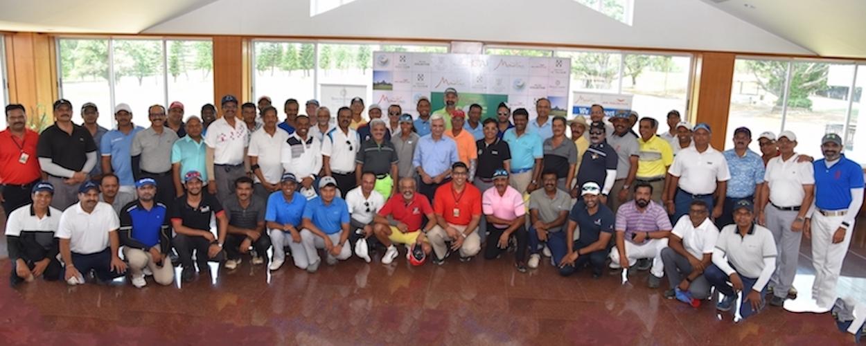 Golf Event Planner
